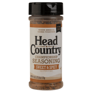 sweet and spicy seasoning