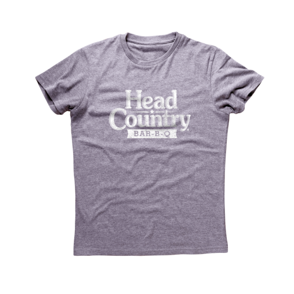 Head Country T-Shirt Gray