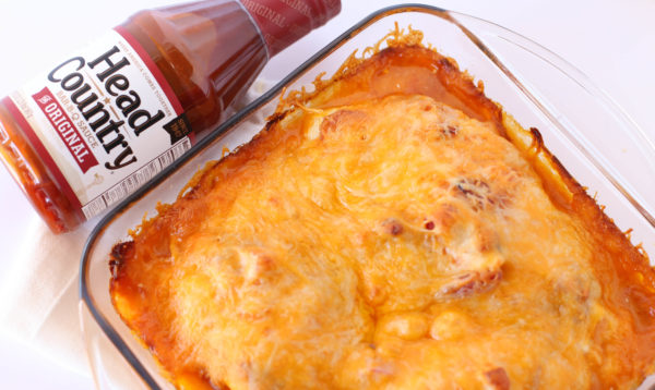 Best BBQ Ranch Chicken Bake Recipe With Best BBQ Sauce Head Country | Tailgate Party Food