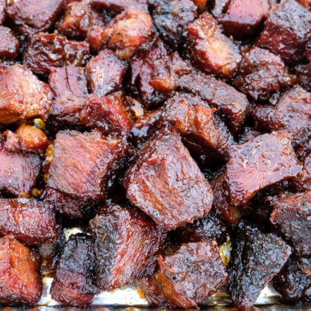 Beef Rib Burnt Ends | Best BBQ Sauce Recipes For Meat Lovers | Tailgate Food Hot And Spicy
