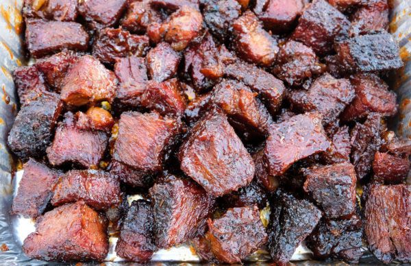 Beef Rib Burnt Ends   Best BBQ Sauce Recipes For Meat Lovers   Tailgate Food Hot And Spicy