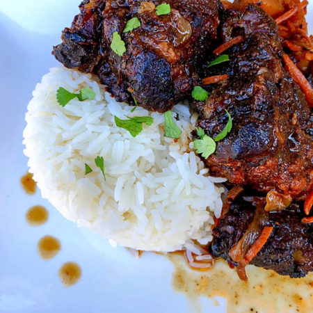 Slow Cooker BBQ Smoked Oxtail | Best BBQ Sauce Recipes | Steak Marinade | Steak Seasoning